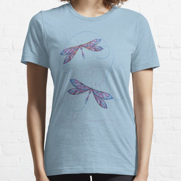 flying dragonflies Essential T-Shirt