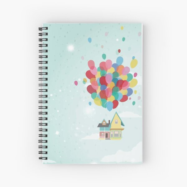 Adventure is Out There Spiral Notebook