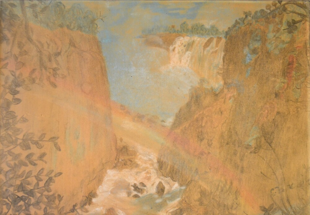 Victoria Falls by CarmanTurner