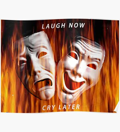 Cry Later Poster