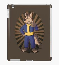 Animal - Vault Dog iPad Case/Skin