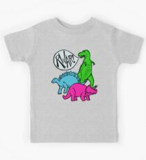Dino Party Kids Tee
