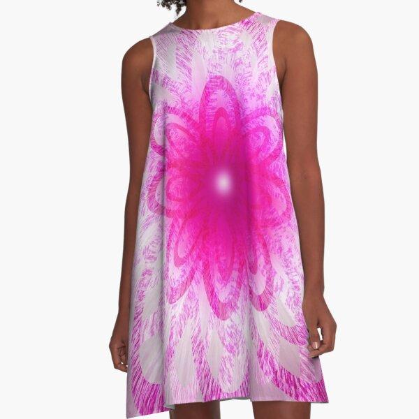 Sparkle Essence A-Line Dress