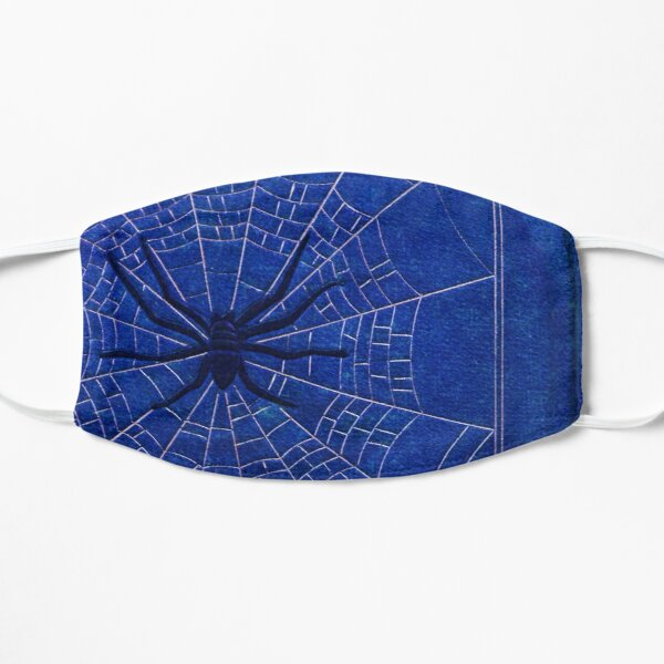The Spiderweb Book, 1914--Blue Mask