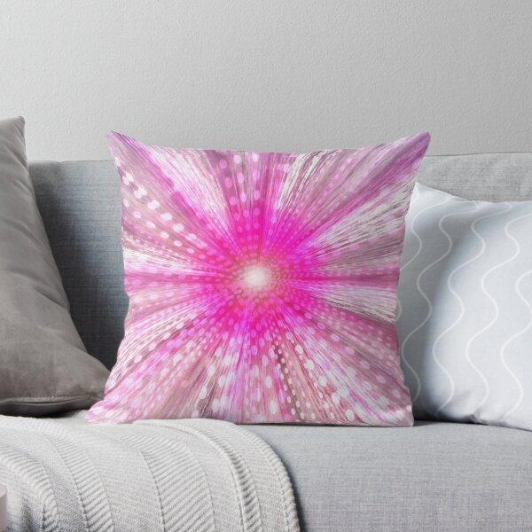 Radiant Light Throw Pillow