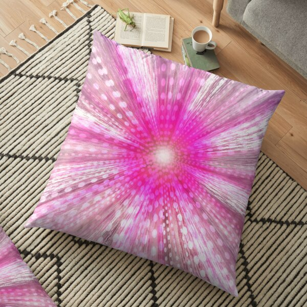 Radiant Light Floor Pillow