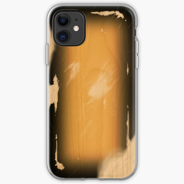 Sunburst on Alder iPhone Soft Case