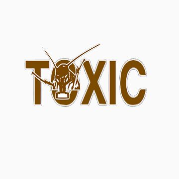 Toxic by SouthernGraphic