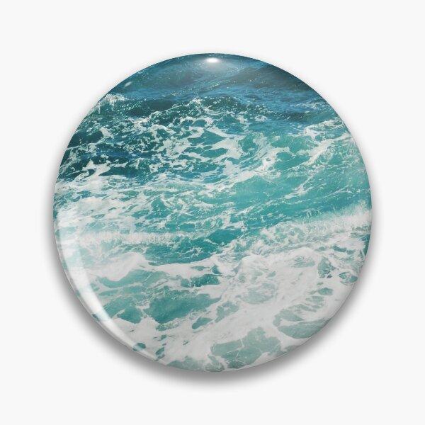 Blue Ocean Waves  Pin