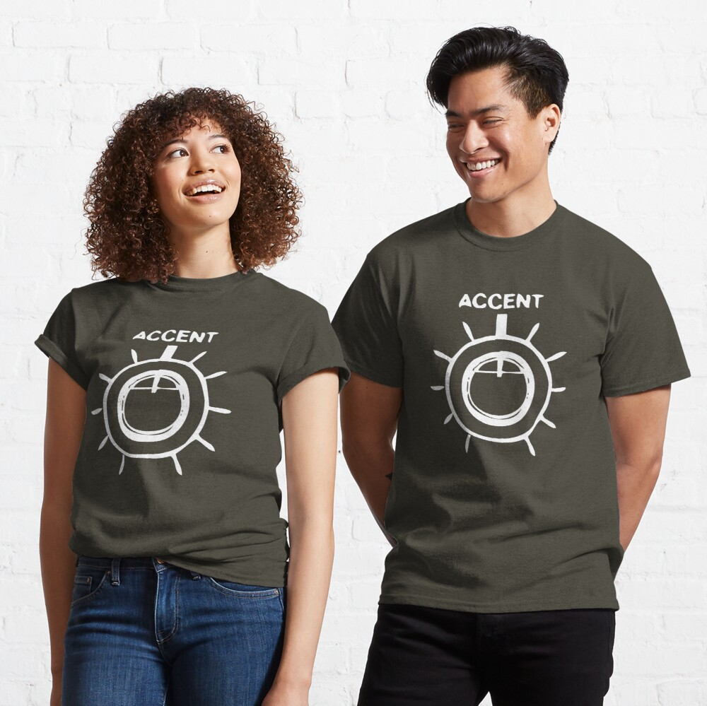 The Accent Of The Jackulator Classic T-Shirt