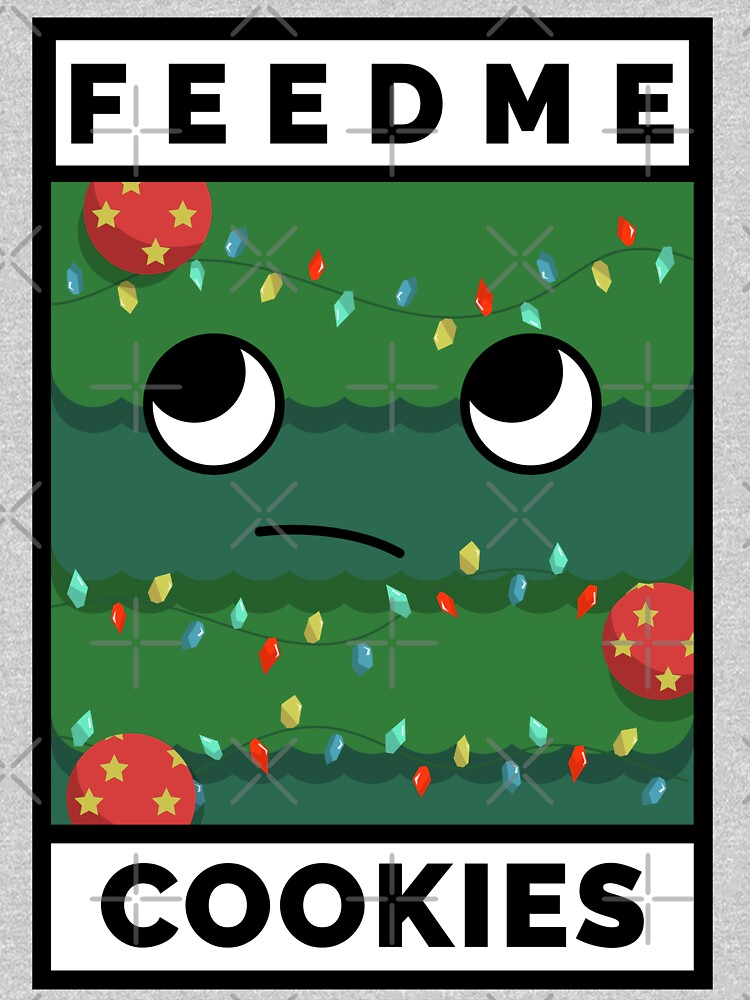 Feed Me Cookies: Cute Lil Holiday Tree by bowiebydesign