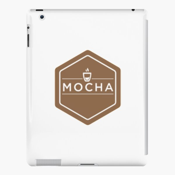 MochaJs Unit Test Framework iPad Snap Case