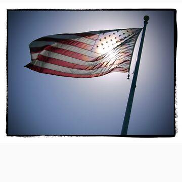 U.S. Flag by jwzook
