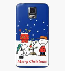 Charlie Christmas Tree Case/Skin for Samsung Galaxy