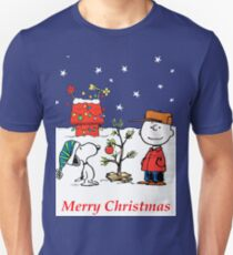 Charlie Christmas Tree T-Shirt