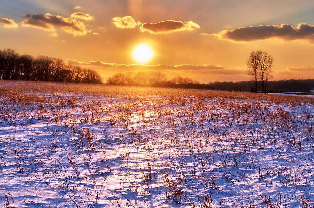 Snow Bound by Justin DeRosa