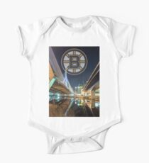 Bruins over Boston Short Sleeve Baby One-Piece