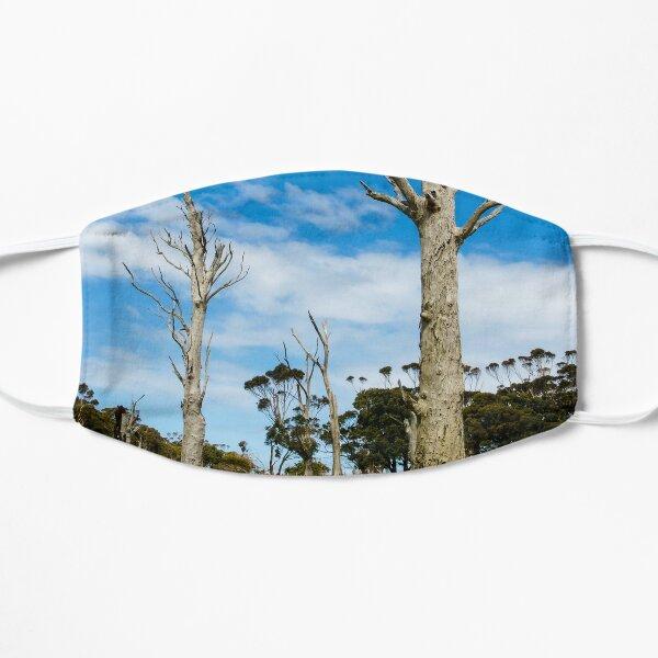Lifeless Gum Trees Flat Mask