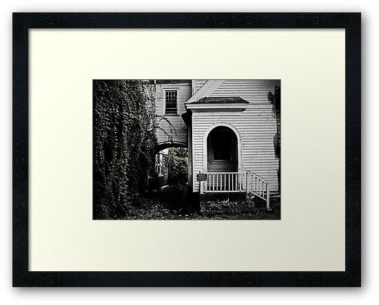 Dark Arches by Paul Lubaczewski