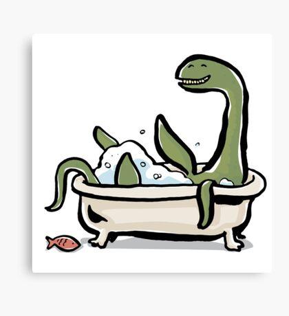 plaisiriosaurus Canvas Print