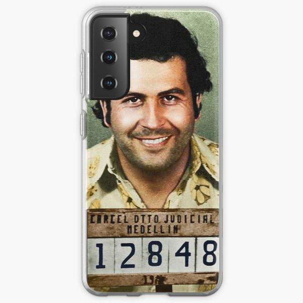 PABLO ESCOBAR Samsung Galaxy Soft Case