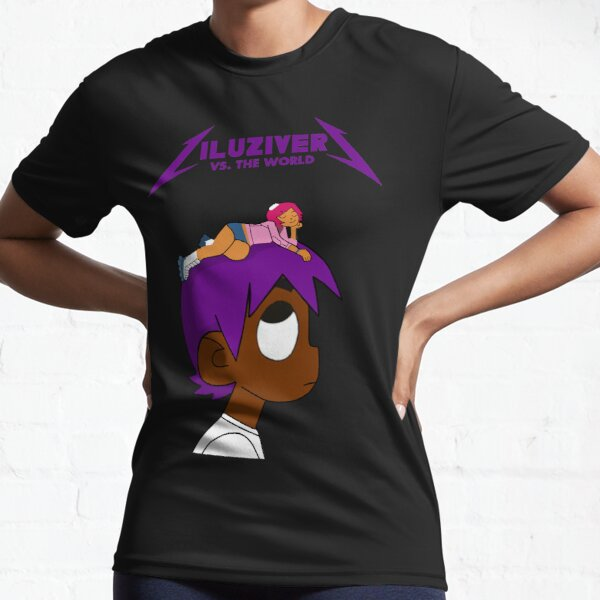 Lil Uzi Vert Vs The World Art Active T-Shirt