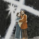 The Christmas Cross by amanda steel