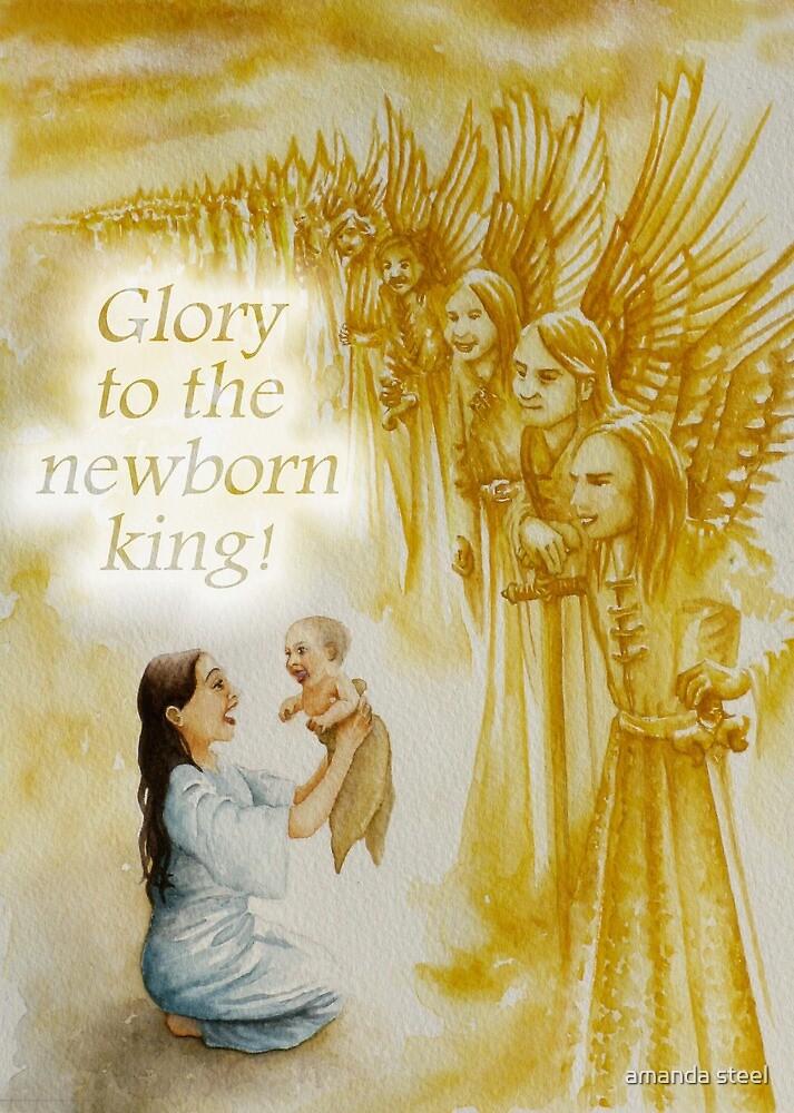 Glory! by amanda steel