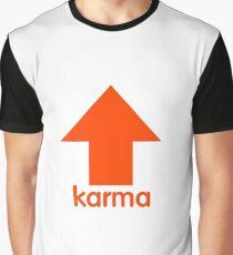 Reddit - Karma Arrow Graphic T-Shirt