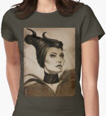 Maleficent drawing T-Shirt