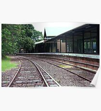 murwillumbah train station .. Poster