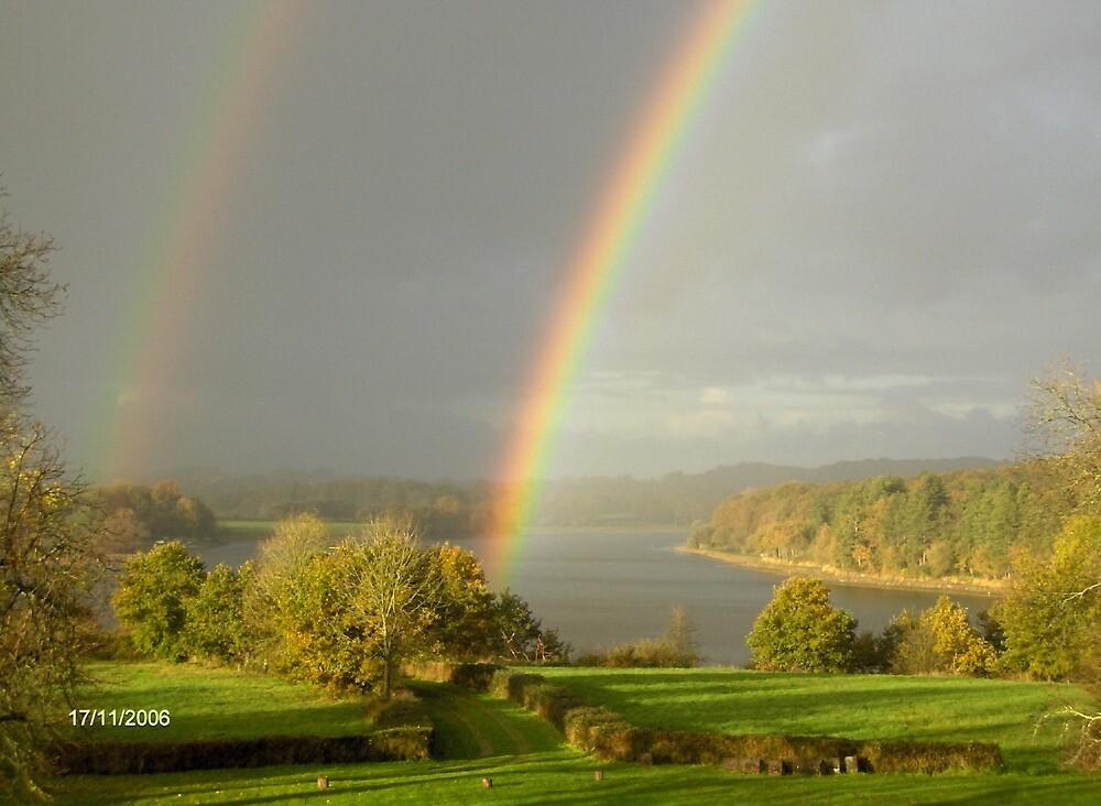 Rainbow again by dewlish