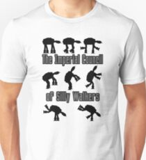 The Imperial Council of Silly Walkers T-Shirt