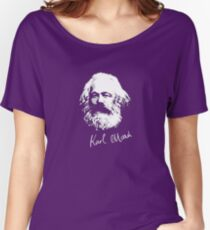 K. Marx Women's Relaxed Fit T-Shirt