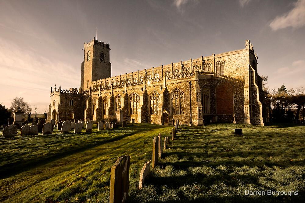 Holy Trinity Blythburgh by Darren Burroughs