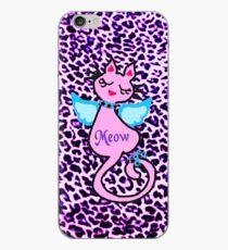 ღ°㋡Swanky-Angelic Cat Fantabulous iPhone & iPod Cases ㋡ღ° iPhone Case