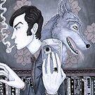 Der Wolf II by Jeremy Baum