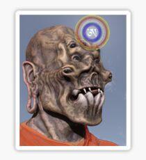 Dharma Master Sticker
