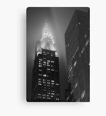 Moving To New York Metal Print