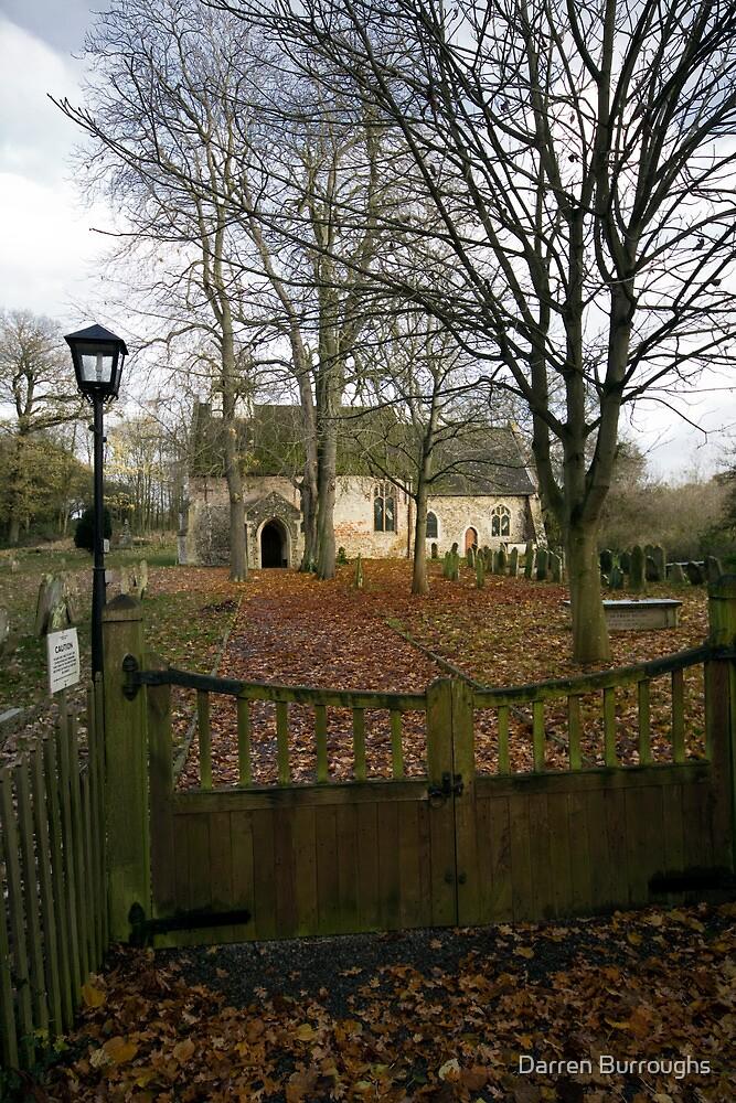 St Margaret of Antiochs Church, Linstead by Darren Burroughs