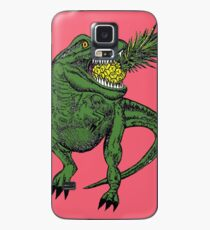 Dinosaur Pineapple Case/Skin for Samsung Galaxy