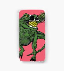 Dinosaur Pineapple Samsung Galaxy Case/Skin