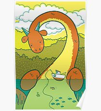 The Big 3: Loch Ness Poster
