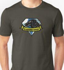 Diamond Dogs Weathered Slim Fit T-Shirt
