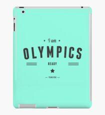 Olympia iPad-Hülle & Skin