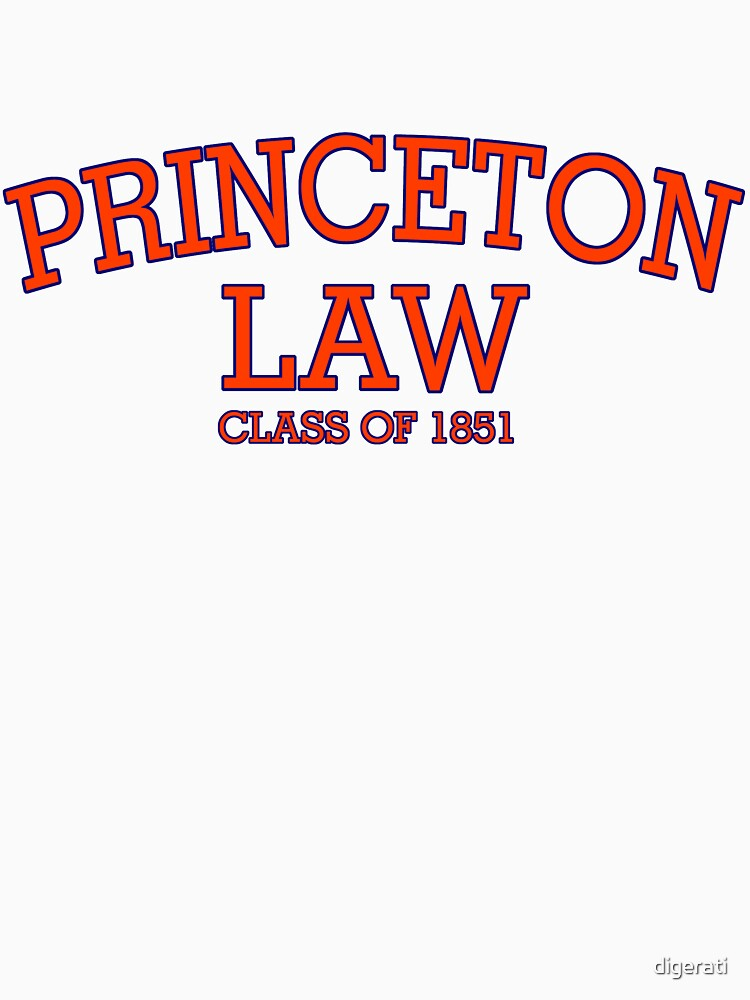 Princeton Law Class of 1851 by digerati