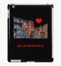 Colourful Manchester iPad Case/Skin