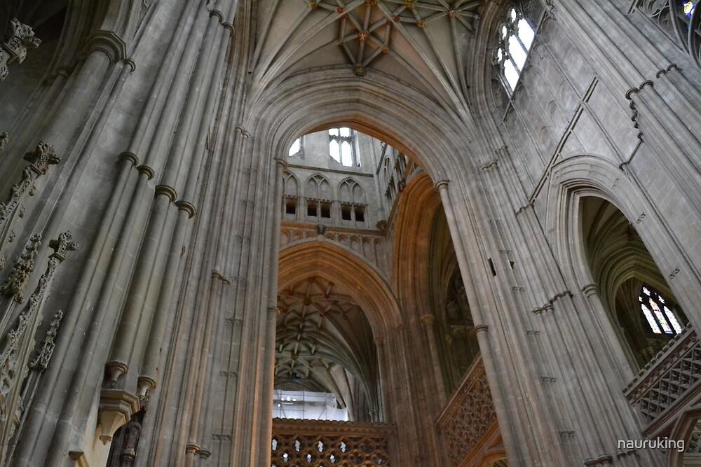 English Cathedral by nauruking