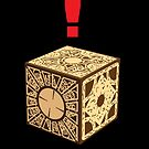 Just A Puzzle Box by TedDastickJr