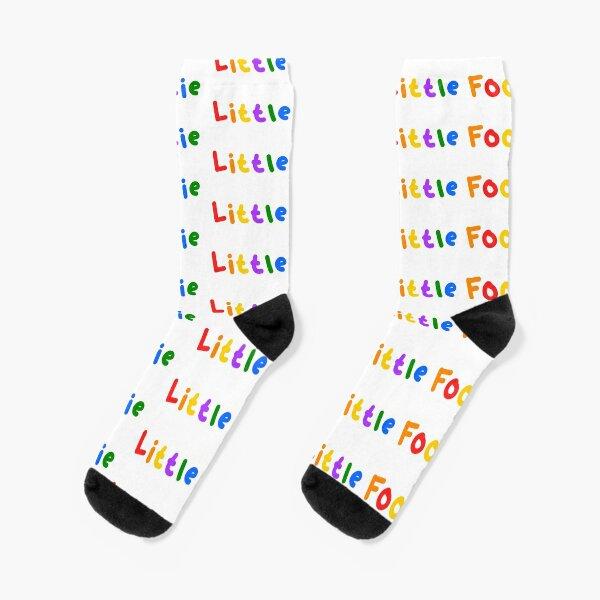 Little Foodie Socks